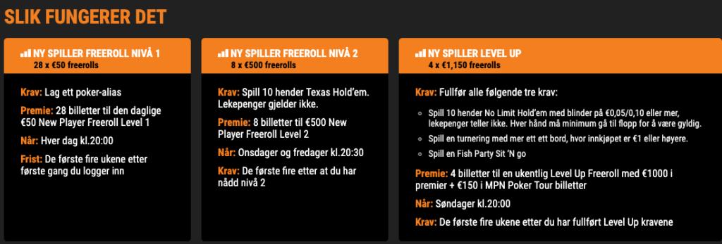 Freeroll Coolbet