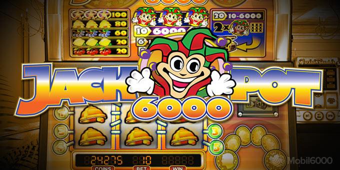 Freespins Jackpot6000