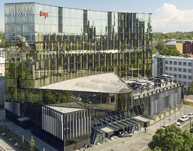 Hilton Park Tallinn Coolbet Open
