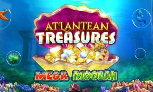 Jackpot Atlantean Treasures