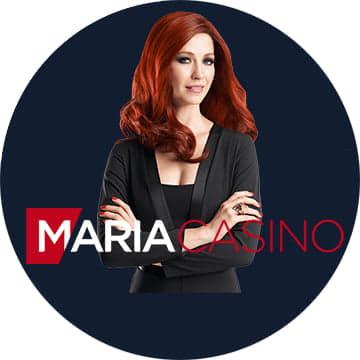 Maria Casino Logo Rund