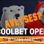 Coolbet Open må avlyses?