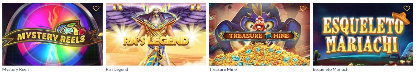 82 spill med jackpot