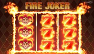 Fire Joker premie