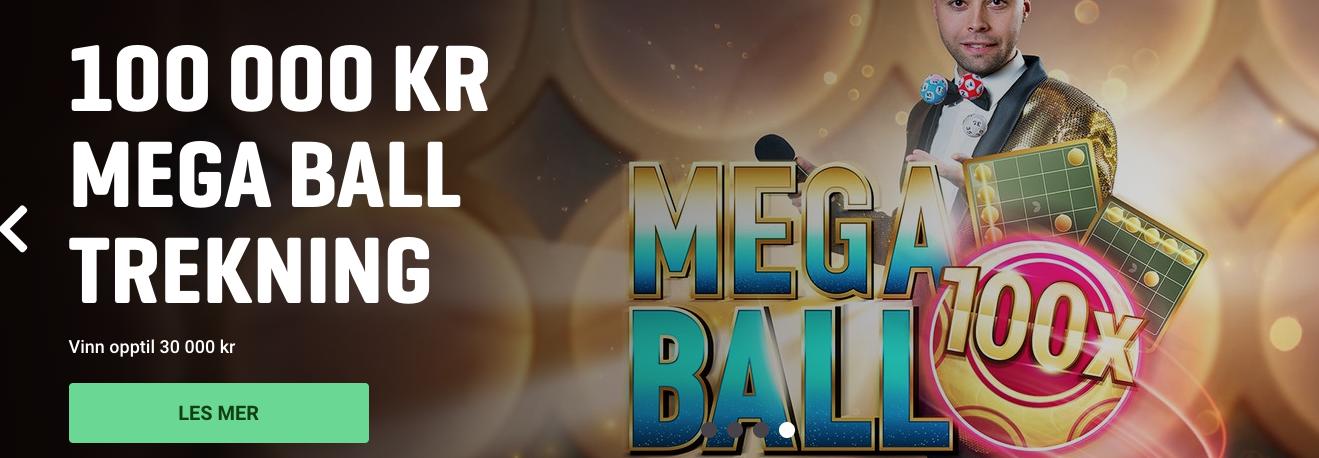 store premier i Mega ball
