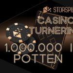 Storspiller Casino turnering