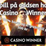 Casino Winner oddsbonus