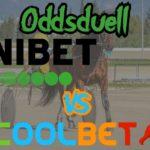 Oddsduell Coolbet Unibet