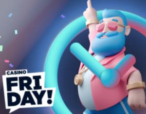 Logo Casino Friday