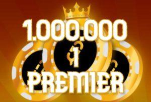 vinne 1 million