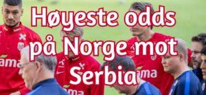 Odds på Norge